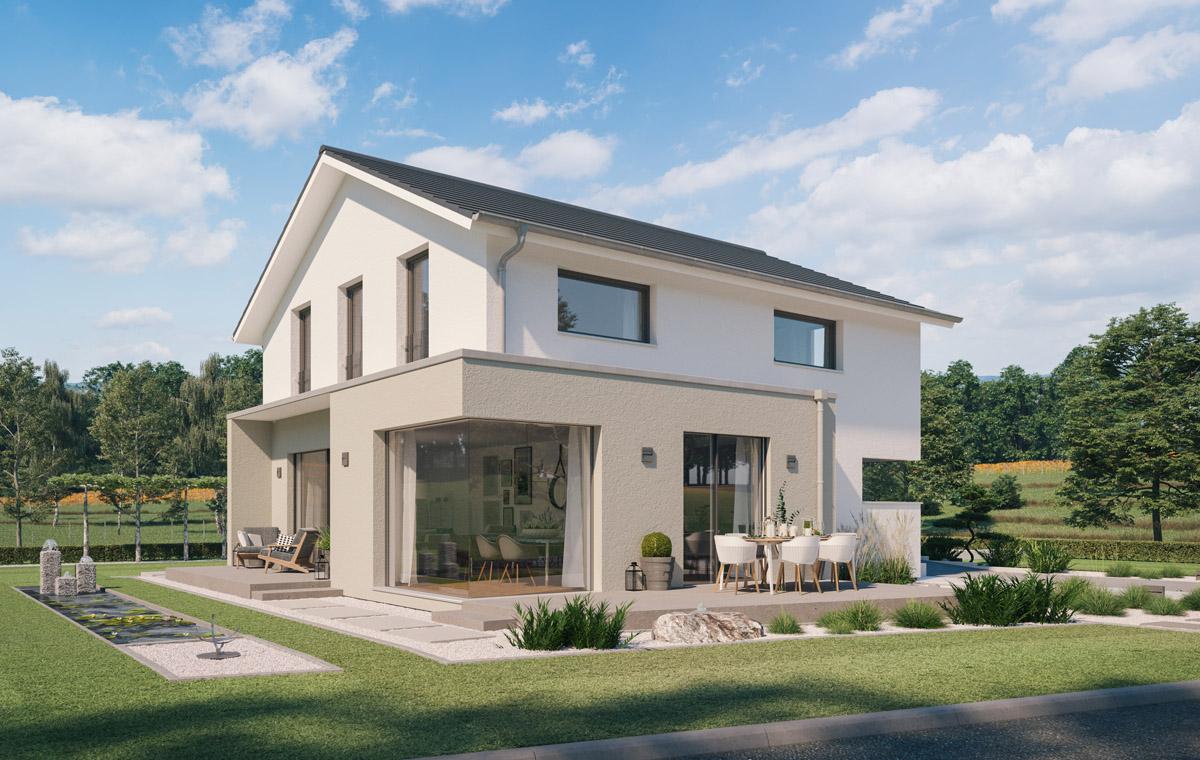 Musterhaus Linea   Partner Haus