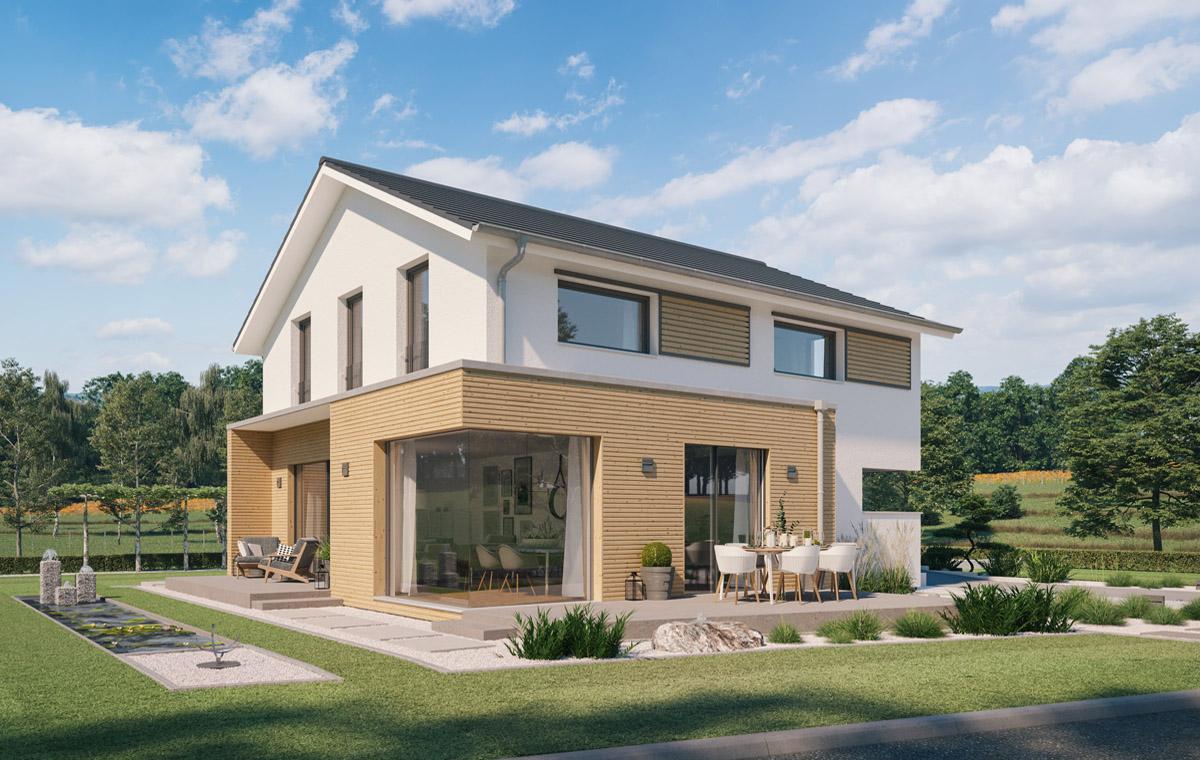 Musterhaus Linea   Partner-Haus