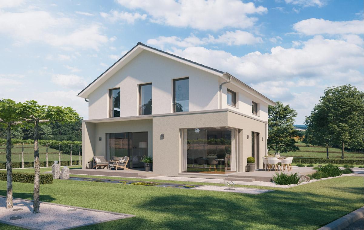 Musterhaus Linea | Partner-Haus